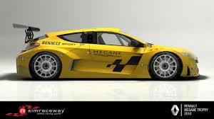 logo renault sport simraceway renault megane trophy