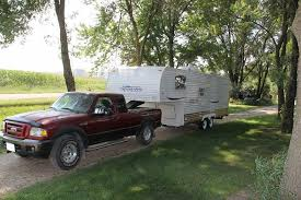 towing with ford ranger ford tuff towing a fifth wheel ford f150 forum community of