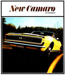 the chevrolet camaro celebrates its official 45th birthday today