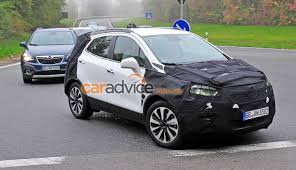 opel mokka 2015 2016 opel mokka facelift spied could opel u0027s little suv replace