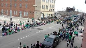 downtown denver st patrick u0027s day parade 2016 youtube