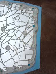 How To Fix Glass Mirrored Mosaic Coffee Table Ikea Hackers How To Fix Broken Glass