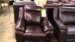 bobs furniture home theater seating sofa and love seat leather look sanford furniture outlet center