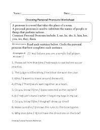26 best worksheets images on pinterest pronoun worksheets