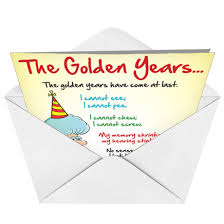 golden years picture birthday card nobleworks