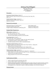 resume deans list resume tennis