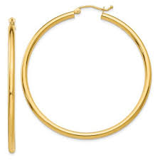 large gold hoop earrings large gold hoops looptyhoops