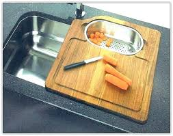 Kitchen Sink Cover Cutting Board Sink Cover Sink Ideas