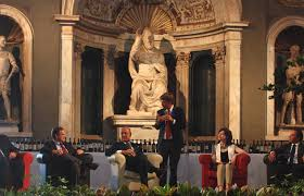 la soffitta palazzo vecchio the celebration of the 300th anniversary of the notice issued by