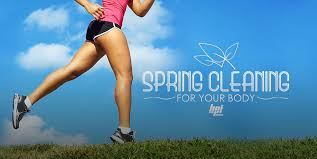 spring cleaning for your body four tips to get you started