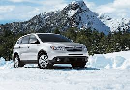 subaru tribeca 2006 interior these are the subaru tribeca u0027s dying days the truth about cars
