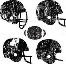 grunge football helmets stock vector art 165081137 istock