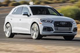 audi q5 tires 2018 audi q5 u s spec review taller and stronger motor trend