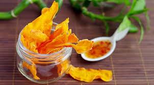 recette cuisine micro onde chips de patate douce au micro onde micro wave potato chips