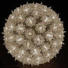 7 5 starlight sphere 100 light silver lighted