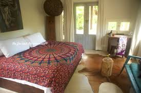 mandala tapestry sheet and pillowcases roundie mandala bed
