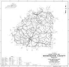 Washington County Map by Find A Grave Kays Duggins Family Cemetery