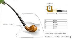 pipe design churwarden the design meerschaum tobacco pipe photo danny