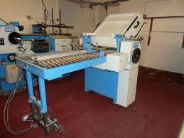 folders used finishing machines guk fa 49 4 2 paper folding machine