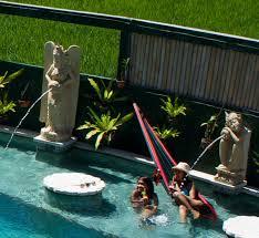 water hammock in bali u0027s ultimate relaxation pool