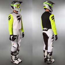shift motocross helmets shift motocross u0026 enduro mx combo shift whit3 white maciag offroad