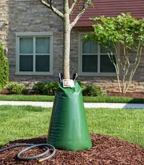 treegator original release watering bag for trees shrubs