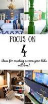 Bedroom Ideas Outdoorsman Kids Room Decor Less Is Usually More Focus On Four The