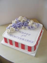 One Month Wedding Anniversary Cake Anniversary Cakes Kathryns