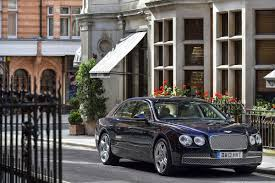 bentley crewe flying spur wraith make 2013 best ever year for bentley and rolls