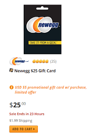 purchase gift card expired newegg purchase 25 gift card get 5 bonus giftcard