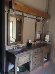 Bathroom Vanity Medicine Cabinet Bathroom Cabinets With Sliding Doors Vanity In Door Idea 10