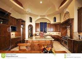 large kitchen with huge island modern kitchen