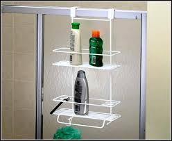 Door Shower Caddy Door Shower Caddy Stainless Steel Home Design Ideas