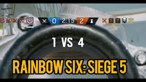 5 rainbow six siege montage youtube