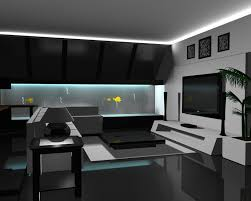 modern media room by xbrainshock on deviantart