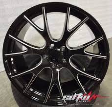 chrysler 300 hellcat wheels 20