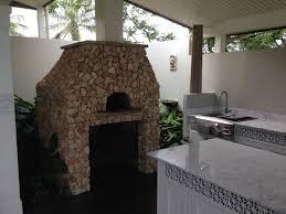outdoor brick oven kit wood burning pizza ovens grills u0027n ovens