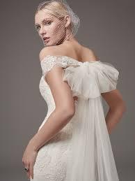 wedding dress the shoulder wedding dress sottero midgley