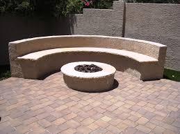 Outdoor Patio Firepit by Simple Outdoor Fire Pit Ideas For Backyard U2014 Jen U0026 Joes Design