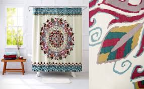 Mexican Kitchen Curtains by 75 Of The Coolest Shower Curtains For A Unique Bathroom