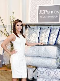 jc penney home decor eva longoria debuts home and bedding collection for jcpenney great
