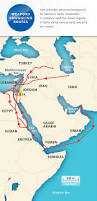 Map Of Syria And Israel by Maps Weapons Smuggling Routes Aipac Org