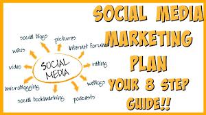 how to make a social media marketing plan youtube