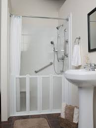 bathroom remodel ideas with walk in tub and shower bathroom