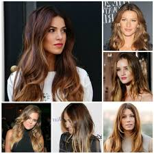 hairstyle and colours best highlights and trends for