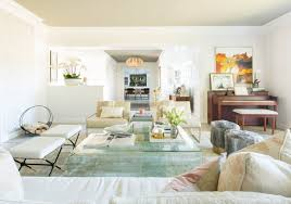 inside e news host catt sadler u0027s cali contemporary living room