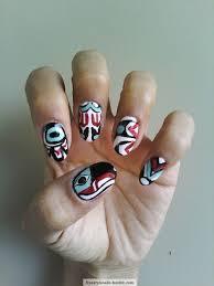 25 best native inspired nail art images on pinterest dream