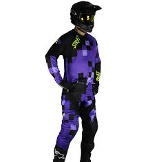rocky mountain motocross gear pxl purple mx set strikt gear company