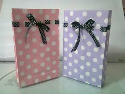 diy 5 cute paper bags for gift youtube