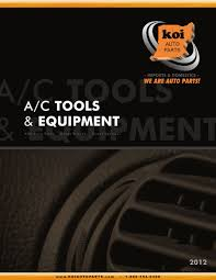 page 9 of a c tools u0026 equipment